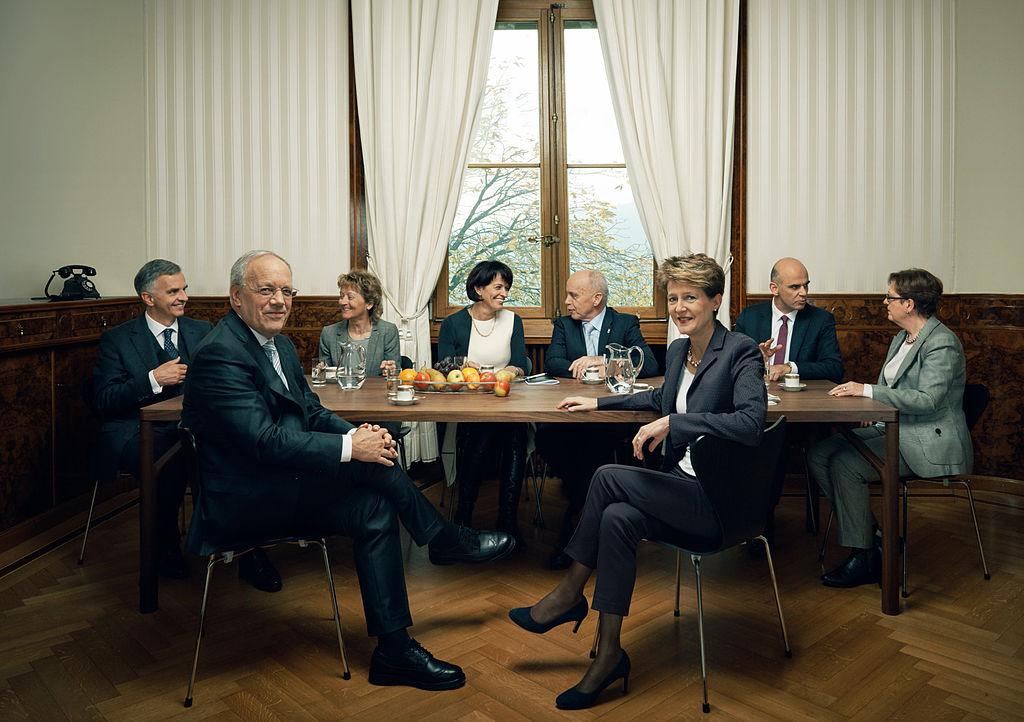 Wahlen 2015 – Bundesrat