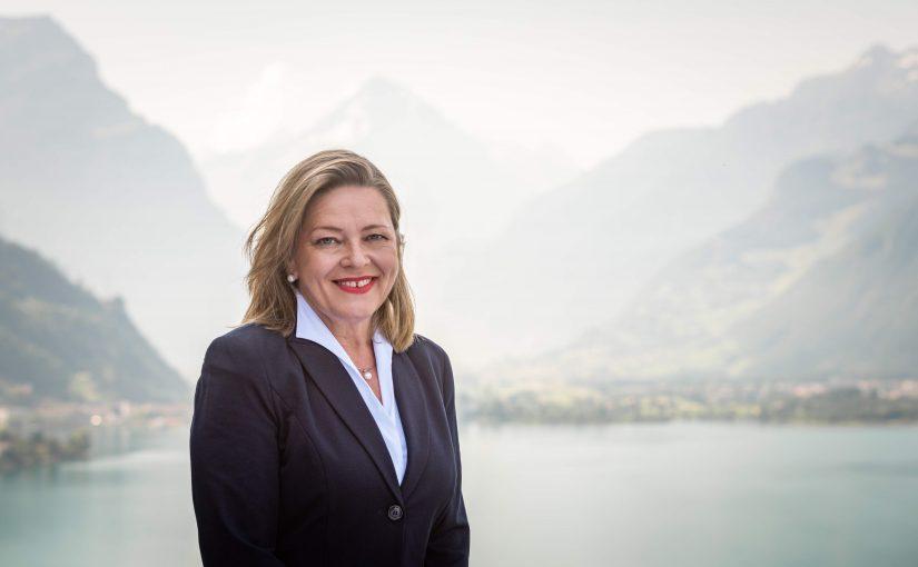 Ständeratskandidatin Heidi Z'graggen