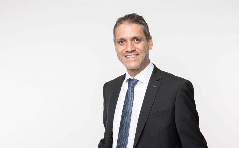 Nationalratskandidat Pascal Blöchlinger