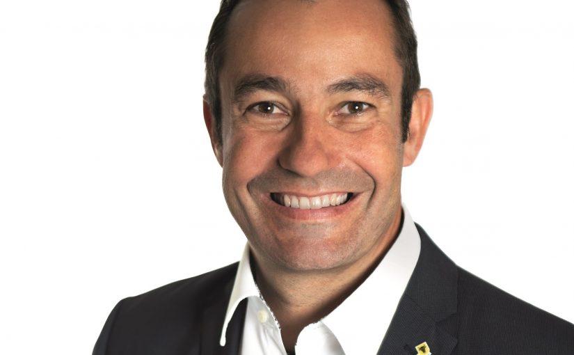 Nationalratskandidat Matthias Steinegger